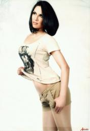 Shemale Milana in Dubai now